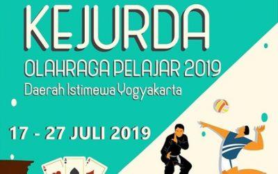 KEJURDA Pelajar DIY 2019